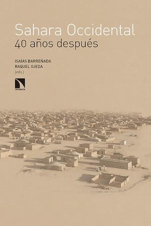 """Portada del libro """"Sahara Occidental, 40 años después"""""""