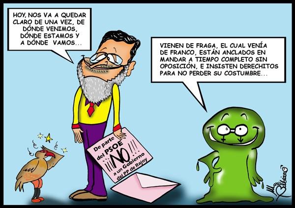 El PP de Rajoy