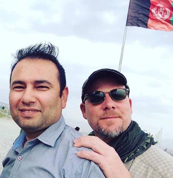 Periodismo en Afganistán: muere David Gilkey