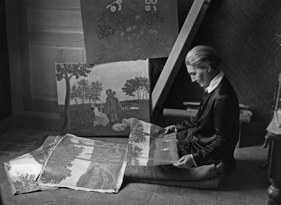 Jeanne Bucher, galerista francesa