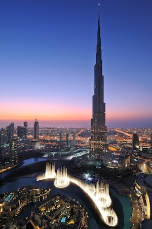 Burj Khalifa by Emaar Properties