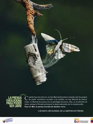 Día libertad de prensa en Ecuador
