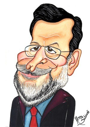 Mariano Rajoy, por Marisa Babiano