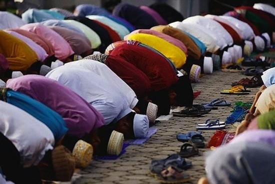 Musulmanes-marruecos