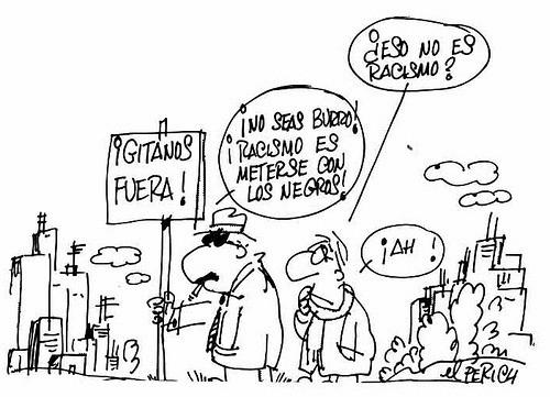 El recurso a lo gitano en la opinión pública española