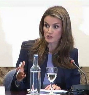 Letizia Ortiz, princesa de Asturias