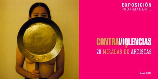 Contraviolencias: 28 miradas de artistas