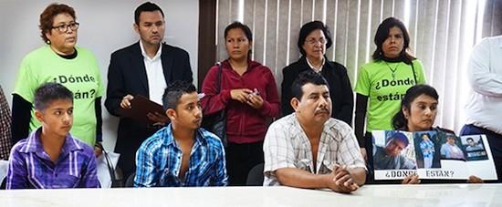 Familia Arenas-Duran de Juárez, Nuevo León, México