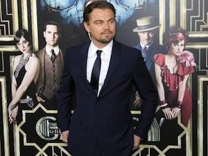 Leonardo di Caprio en Gatsby