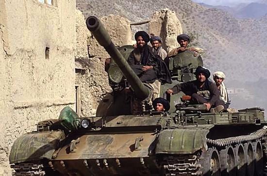 Afganistan-talibanes