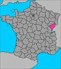 Besancon-Francia-mapa