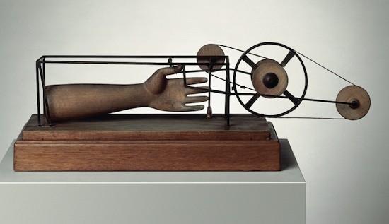 Giacometti-mano