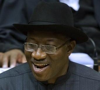 Goodluck Jonathan