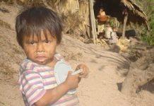 Danilo Valladares/IPS: niños afectados por la sequía en Camotán, en el oriental departamento guatemalteco de Chiquimula.