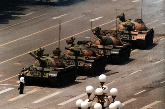 Jeff Widener TiananmenSqare 5501 China sigue negando la masacre de Tiananmen