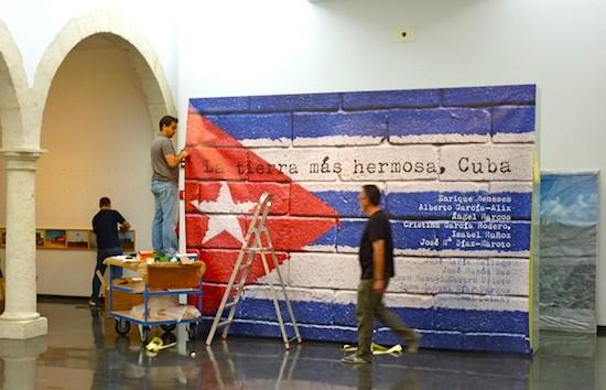 'La tierra más hermosa, Cuba', exposición el CAF