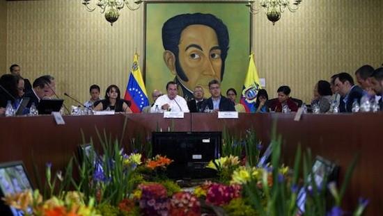 Reunión inaugural de la 43 Sesión de la Organización de Estados Americanos