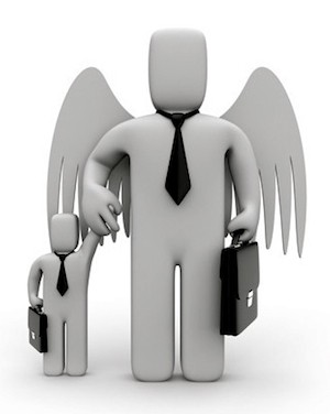 padrino inversor ('angel investor')
