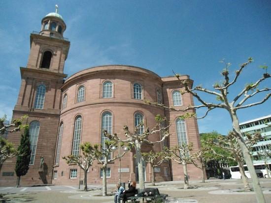Paulkirche, centro de exposiciones y eventos