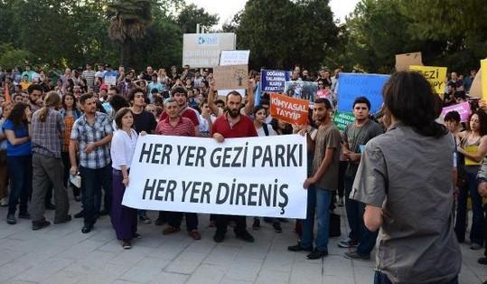 turquia manifestaciones parque geni Turquía: policía impune y manifestantes procesados