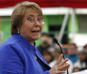 Bachelet-Chile