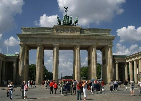 Berlin-Puerta-Branderburgo