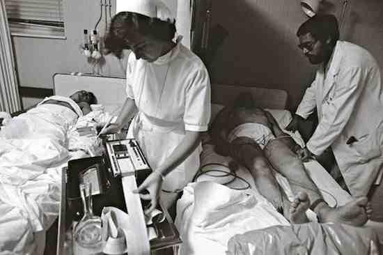Derecho a la salud: urgencias y salas de espera