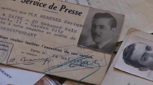 Enrique Meneses credenciales Las tres vidas de Enrique Meneses