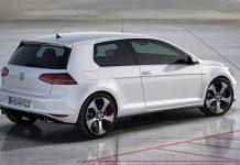 Volkswagen Golf GTI 2013