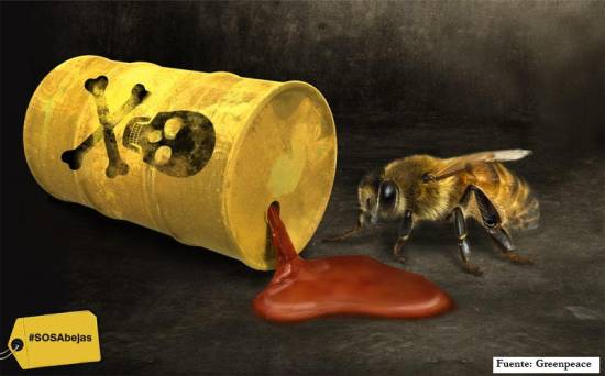 Prohibición total en Europa de pesticidas nocivos para las abejas al aire libre