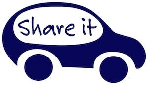 préstamo o uso temporal de vehículos, alternativas a car sharing