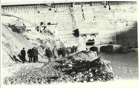 obras-pantano-yesa-1959
