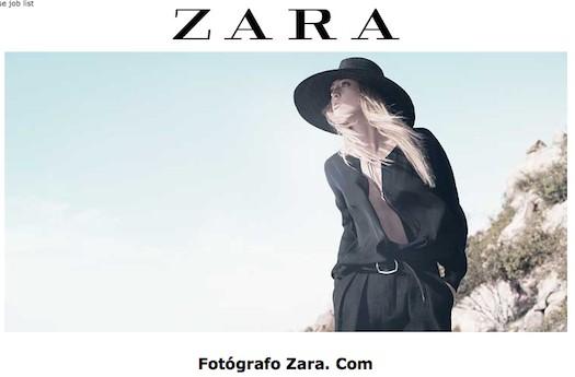 zara en espanol: