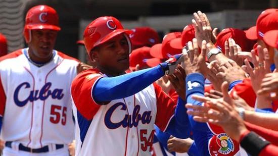 Cuba-beisbol