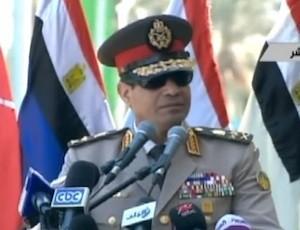 Abdel Fatah al-Sisi, general egipcio