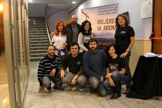 Equipo mujeres de arena El drama de Ciudad Juárez llega a España