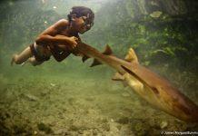 """Los mokenes del mar de Andamán, también conocidos como """"gitanos del mar"""", por ejemplo, han desarrollado una habilidad única para enfocar la vista bajo el agua y poder así sumergirse en busca de comida en el suelo marino. Su visión es un 50% más aguda que la de los europeos.©James Morgan/SurvivalLos mokenes del mar de Andamán, también conocidos como """"gitanos del mar"""", por ejemplo, han desarrollado una habilidad única para enfocar la vista bajo el agua y poder así sumergirse en busca de comida en el suelo marino. Su visión es un 50% más aguda que la de los europeos.©James Morgan/Survival"""