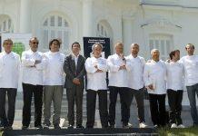 Miembros del Consejo asesor del Basque Culinary Center