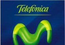 Logo de Movistar de Telefónica