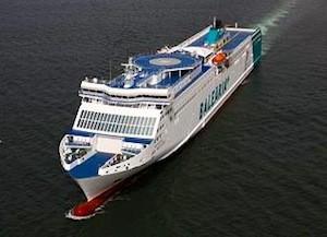 Ferry 'Abel Matutes' de Baleària