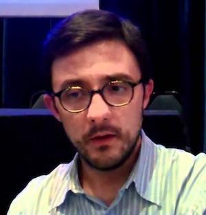 Ricardo Gonzalez, portavoz de Article19