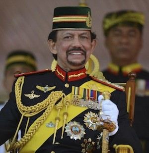 Hassanal-Bolkiah-sultan-Brunei