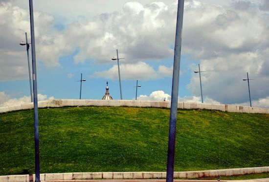 (C) Lourdes Peñaranda. Simbolos urbanos. Premio del público. Picglaze Photo Prize