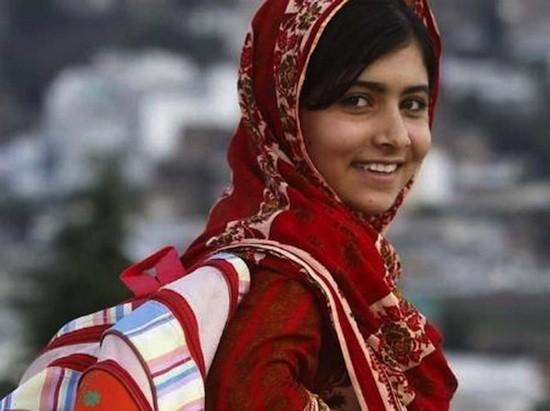 Malala Yousafzai, estudiante paquistaní atacada por el talibán por acudir a la escuela