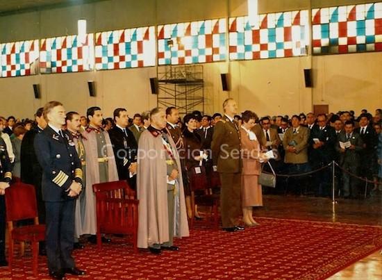 TeDeum Pinochet 550 Chile: evangélicos, ya no canutos