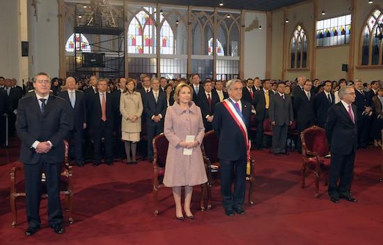 Tedeum Evangélico 1 550 Chile: evangélicos, ya no canutos