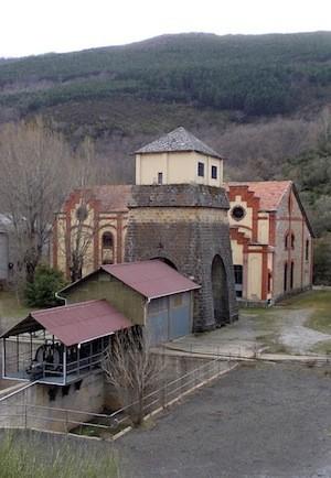Barruelo de Santullán, montaña palentina. Pozo Calero