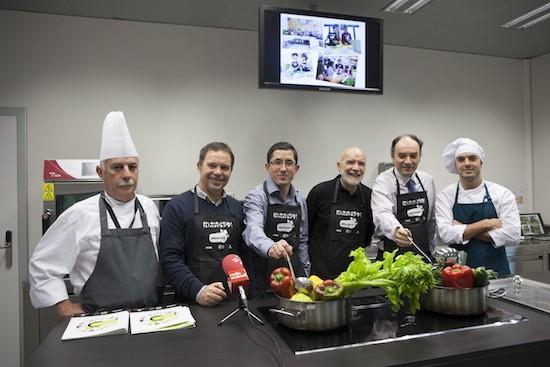 Programa 'Sukaldatu', la cocina en la ikastola