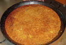 Arroz a banda alestilo Quique Dacosta. gastronomi-ko.blogspot.com.es
