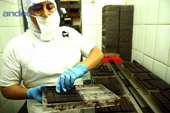 chocolates pacari elabora Oprah Winfrey prefiere chocolate de Ecuador